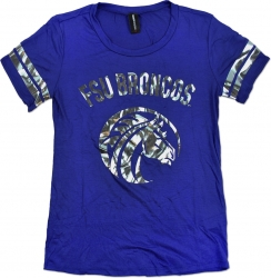 View Buying Options For The Fayetteville State Broncos Ladies Jersey Tee