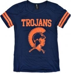 View Buying Options For The Virginia State Trojans Ladies Jersey Tee