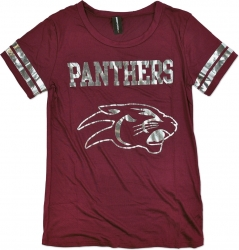 View Buying Options For The Virginia Union Panthers Ladies Jersey Tee