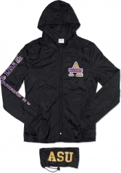 View Buying Options For The Alcorn State Braves Thin & Light Ladies Jacket with Pocket Bag