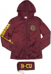 View Buying Options For The Big Boy Bethune-Cookman Wildcats Thin & Light Ladies Jacket with Pocket Bag