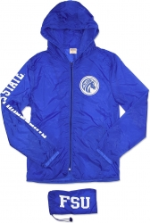 View Buying Options For The Fayetteville State Broncos Thin & Light Ladies Jacket with Pocket Bag