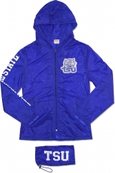 ca0ddcf5f4e View Buying Options For The Big Boy Tennessee State Tigers Thin   Light  Ladies Jacket with
