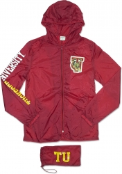 View Buying Options For The Tuskegee Golden Tigers Light Ladies Jacket with Pocket Bag
