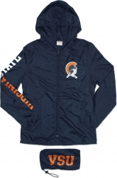 View Buying Options For The Virginia State Trojans Thin & Light Ladies Jacket with Pocket Bag