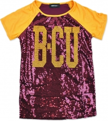 View Buying Options For The Bethune-Cookman Wildcats Ladies Sequins Tee