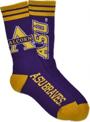 View Buying Options For The Alcorn State Braves S2 Mens Socks