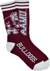 View Buying Options For The Alabama A&M Bulldogs S2 Mens Socks