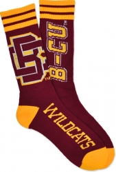 View Buying Options For The Bethune-Cookman Wildcats S2 Mens Socks