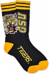 View Buying Options For The Grambling State Tigers S2 Mens Socks