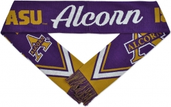 View Buying Options For The Alcorn State Braves S3 Mens Knit Scarf