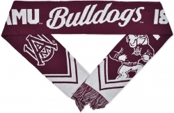 View Buying Options For The Alabama A&M Bulldogs S3 Mens Knit Scarf