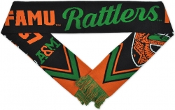 View Buying Options For The Florida A&M Rattlers S3 Mens Knit Scarf