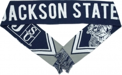 View Buying Options For The Jackson State Tigers S3 Mens Knit Scarf