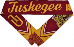 View Buying Options For The Tuskegee Golden Tigers S3 Mens Knit Scarf