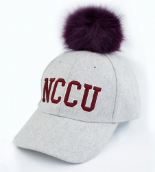 View Buying Options For The North Carolina Central Eagles S8 Ladies Pom Pom Cap