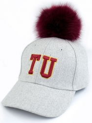 View Buying Options For The Tuskegee Golden Tigers S8 Ladies Pom Pom Cap
