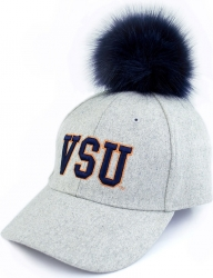 View Buying Options For The Virginia State Trojans S8 Ladies Pom Pom Cap