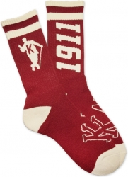 View Buying Options For The Kappa Alpha Psi Divine 9 S2 Mens Socks
