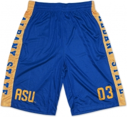 View Buying Options For The Albany State Golden Rams Mens Basketball Shorts