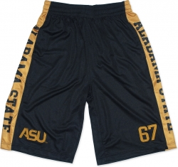 View Buying Options For The Alabama State Hornets Mens Basketball Shorts
