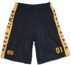 View Buying Options For The Bowie State Bulldogs Mens Basketball Shorts