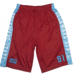 View Buying Options For The Delaware State Hornets Mens Basketball Shorts