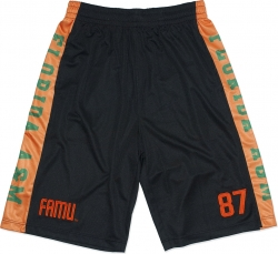 View Buying Options For The Florida A&M Rattlers Mens Basketball Shorts