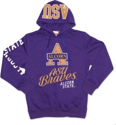 View Buying Options For The Alcorn State Braves S3 Mens Hoodie