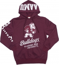 View Buying Options For The Alabama A&M Bulldogs S3 Mens Hoodie