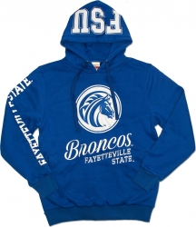 View Buying Options For The Fayetteville State Broncos S3 Mens Hoodie