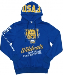 View Buying Options For The Fort Valley State Wildcats S3 Mens Hoodie