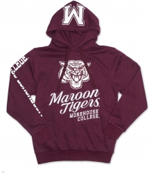 View Buying Options For The Morehouse Maroon Tigers S3 Mens Hoodie