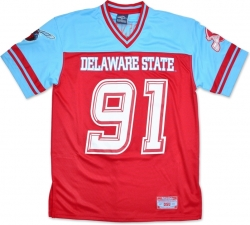 View Buying Options For The Delaware State Hornets S9 Mens Football Jersey
