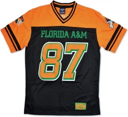 View Buying Options For The Florida A&M Rattlers S9 Mens Football Jersey