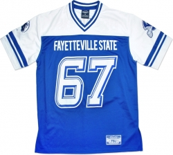 View Buying Options For The Fayetteville State Broncos S9 Mens Football Jersey