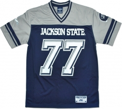 View Buying Options For The Jackson State Tigers S9 Mens Football Jersey