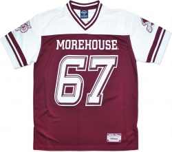 View Buying Options For The Morehouse Maroon Tigers S9 Mens Football Jersey