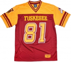 View Buying Options For The Big Boy Tuskegee Golden Tigers S9 Mens Football Jersey