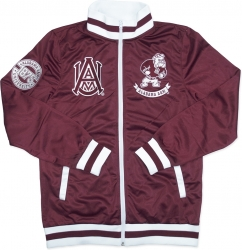 View Buying Options For The Alabama A&M Bulldogs Mens Jogging Suit Jacket