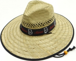View Buying Options For The Alabama Wide Brim Mens Straw Hat