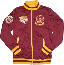 View Buying Options For The Big Boy Bethune-Cookman Wildcats Mens Jogging Suit Jacket
