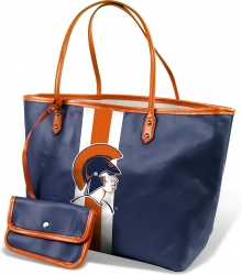 View Buying Options For The Virginia State Trojans Ladies Tote Bag