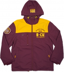View Buying Options For The Bethune-Cookman Wildcats S3 Mens Windbreaker Jacket