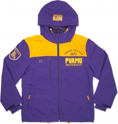 View Buying Options For The Prairie View A&M Panthers S3 Mens Windbreaker Jacket