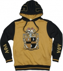 View Buying Options For The Alpha Phi Alpha 2-Tone Divine 9 S3 Pullover Mens Hoodie