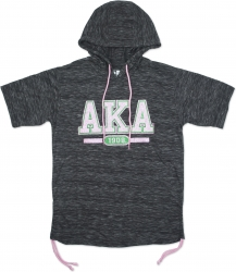View Buying Options For The Alpha Kappa Alpha Divine 9 Ladies Hoodie Tee