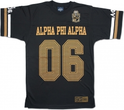View Buying Options For The Alpha Phi Alpha Divine 9 Mens Jersey Tee