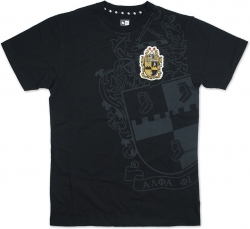 View Buying Options For The Alpha Phi Alpha Divine 9 S13 Mens Tee