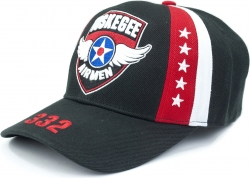 View Buying Options For The Tuskegee Airmen Badge S2 Mens Cap